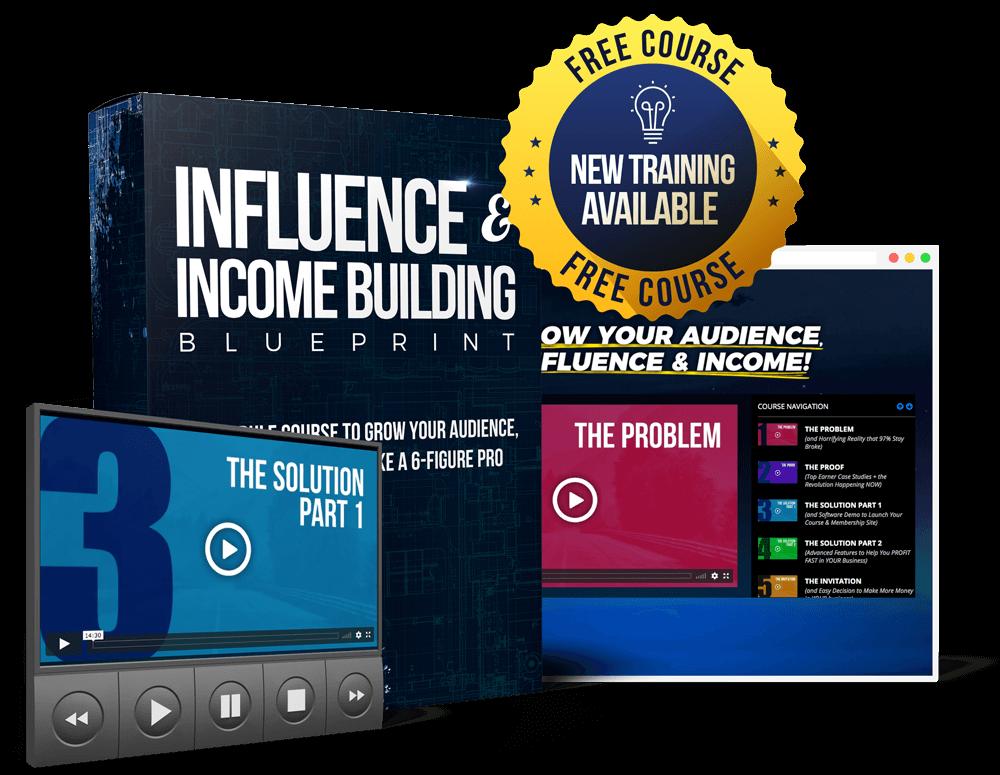 Influence & Income Building Blueprint