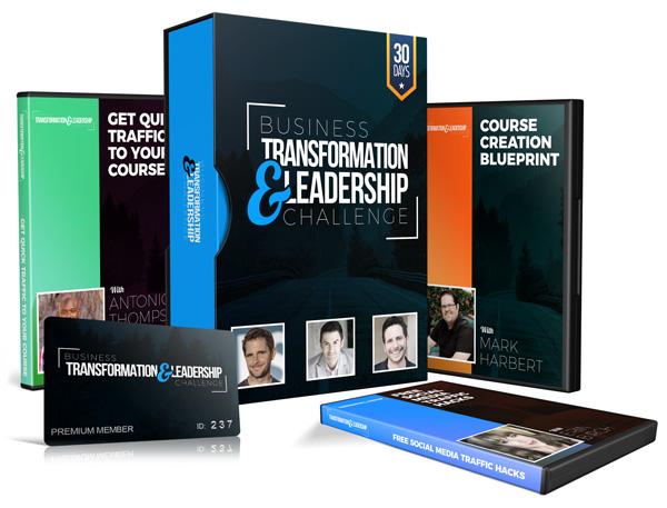 Business Transformation & Leadership Challenge