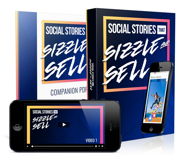Social Stories That Sizzle & Sell