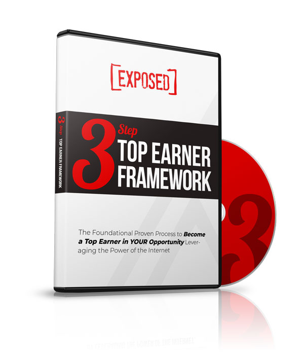 3-Step Top Earner Framework