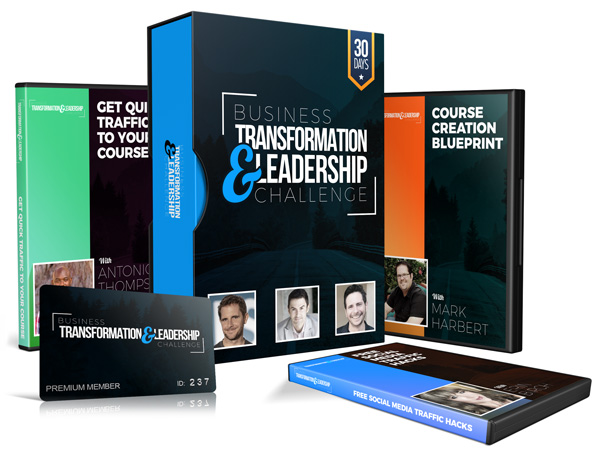 Business Transformation & Leadership Challenge
