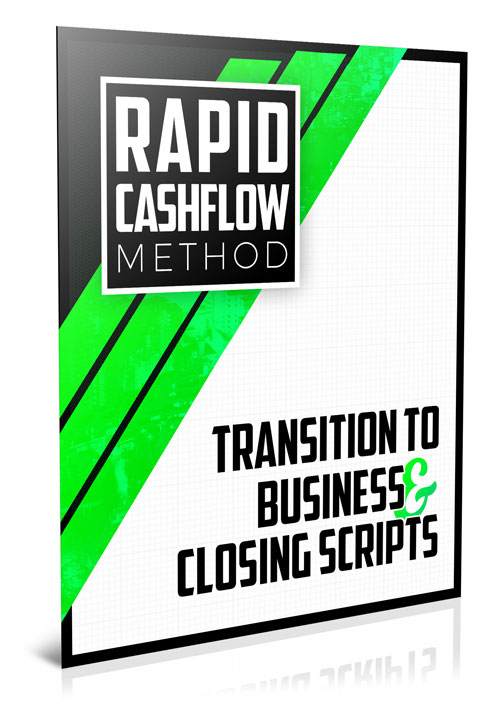 DONE FOR YOU Enrollment & Transition to Business Closing Scripts