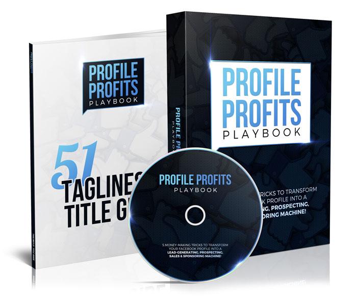 'Profile Profits Playbook' Digital Course
