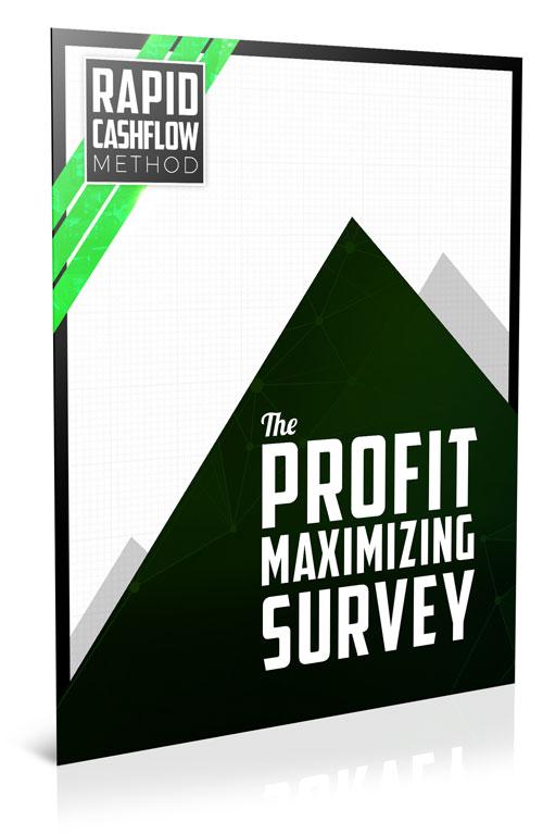 DONE FOR YOU The Profit Maximizing Survey