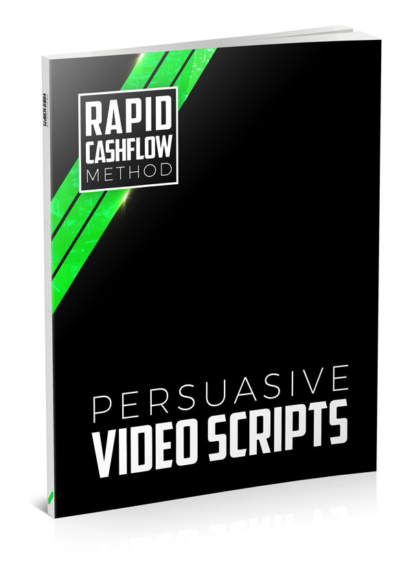 DONE FOR YOU Persuasive Video Scripts