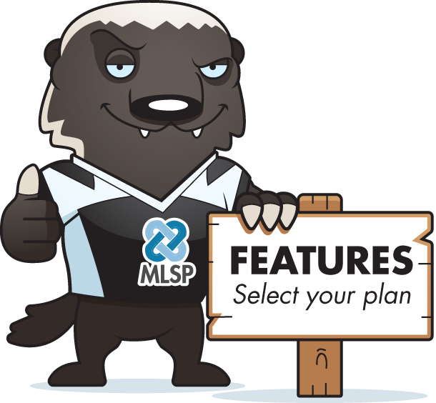 Features - Select Your Plan