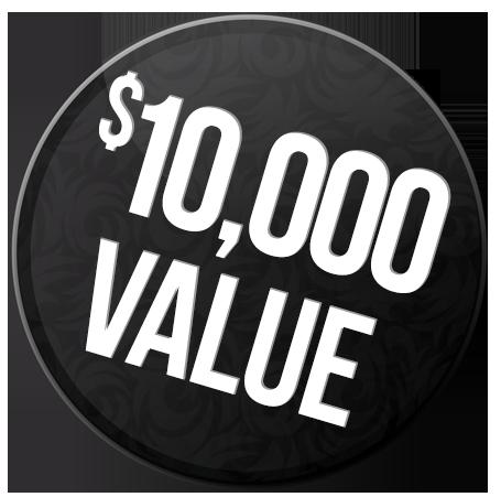 10000 VALUE