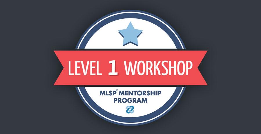 MLSP Level 1 Workshop