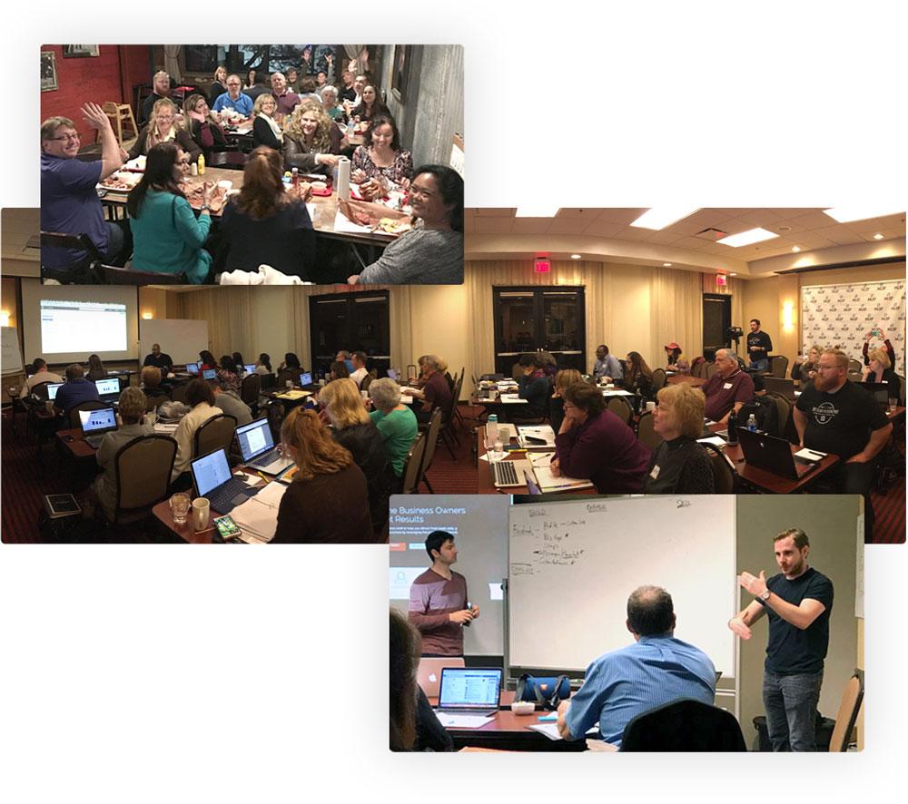 The MLSP Workshop