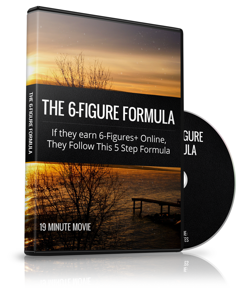 FREE TRAINING: THE 6 FIGURE FORMULA