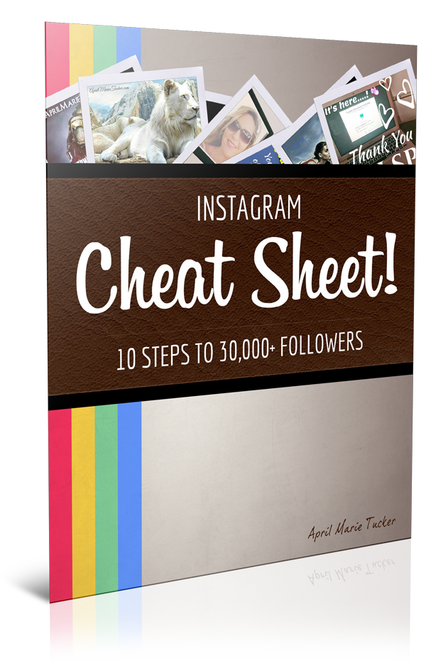 INSTAGRAM 10-POINT PDF CHEAT-SHEET