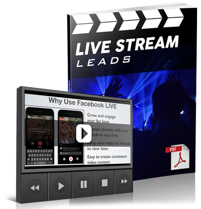 LEADS WITH FACEBOOK LIVE!