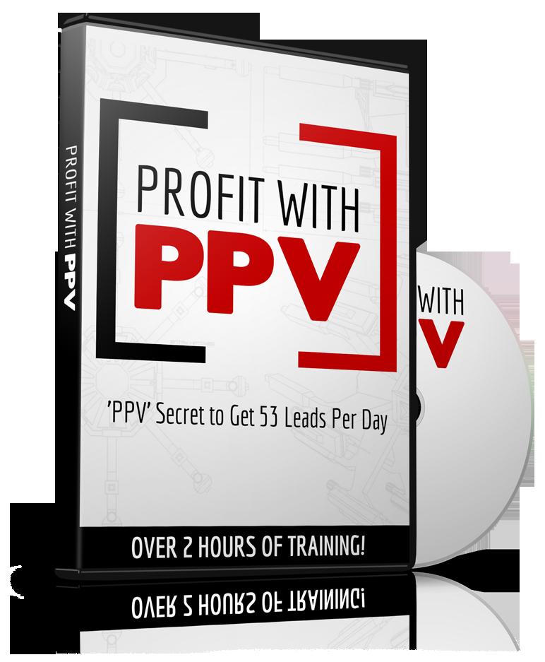 PPV SECRET: MAKE $2.02 PER LEAD