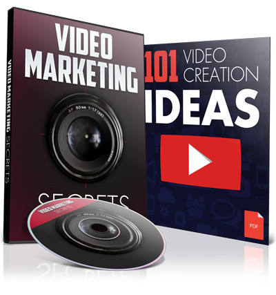 FREE VIDEO MARKETING TRAINING + PDF DOWNLOAD