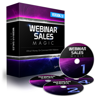WEBINAR SALES MAGIC