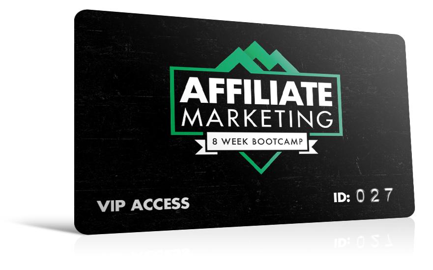 Affiliate Marketing Bootcamp