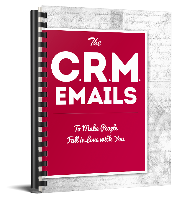 10 DONE-FOR-YOU CRM Letters to Make People Fall in Love with You