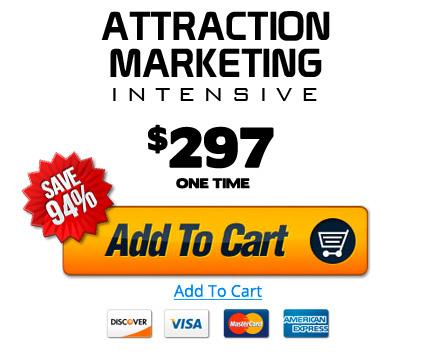 Attraction Marketing Intensive!