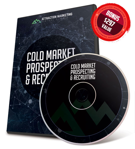 Cold Market Recruiting and Prospecting