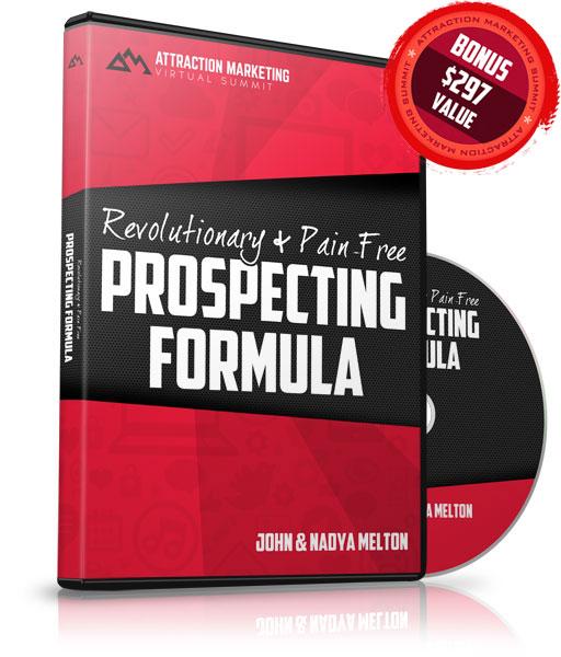 Prospecting Formula