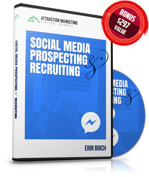 Social Media Recruiting and Prospecting