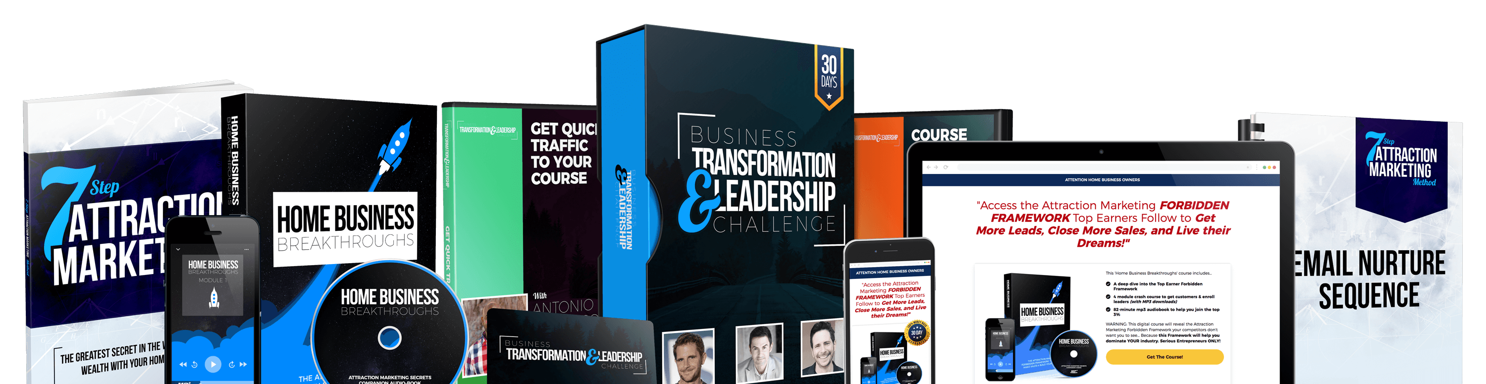 MLSP Business Transformation & Leadership Challenge
