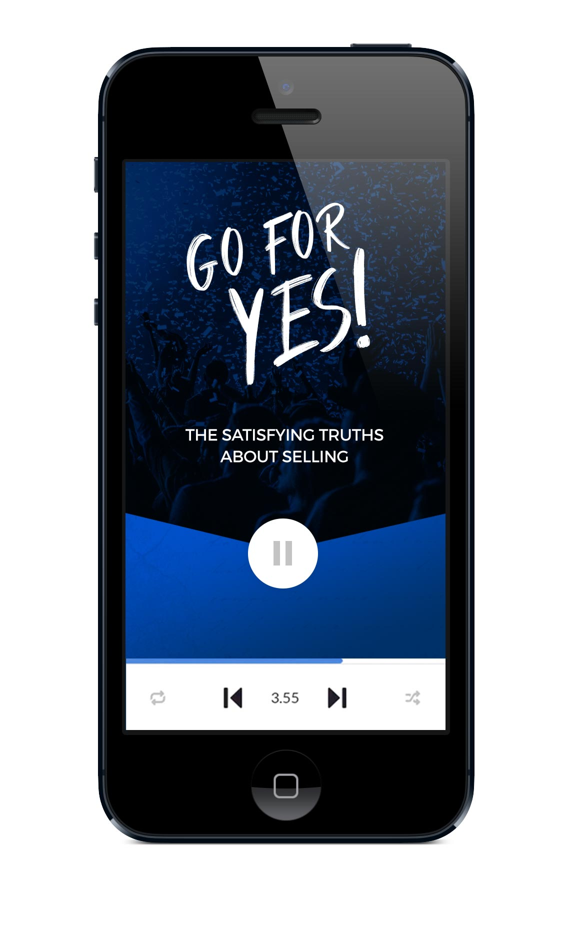 'Go For YES' Audio Files