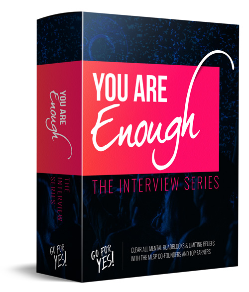 'You Are Enough' Interview Series