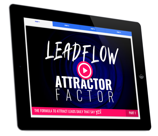 Leadflow Attractor Factor