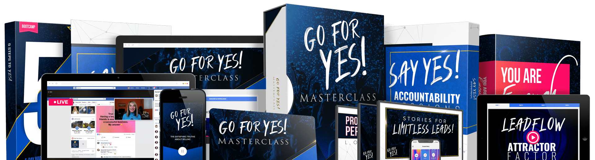 Go For Yes Masterclass