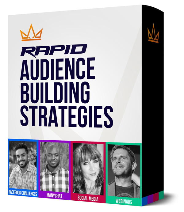 Rapid Audience Building Strategies from the Pros