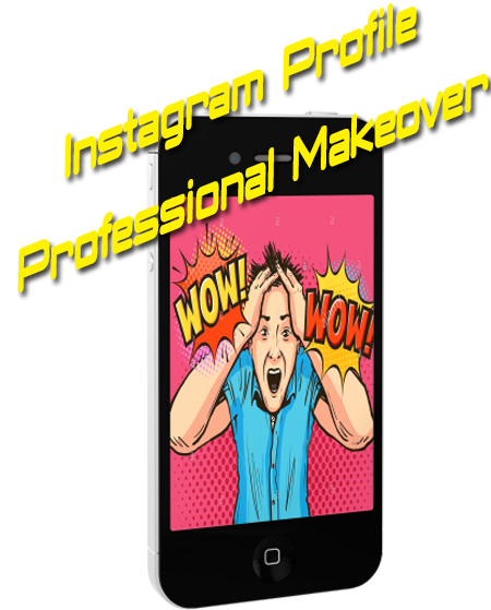 Instagram Profile Professional Makeover