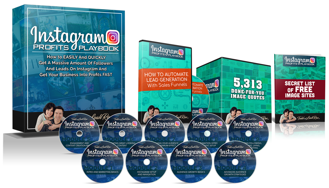 Instagram Profits Playbook