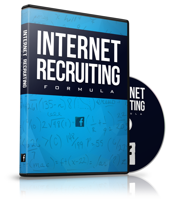 INTERNET RECRUITING FORMULA - Video Training