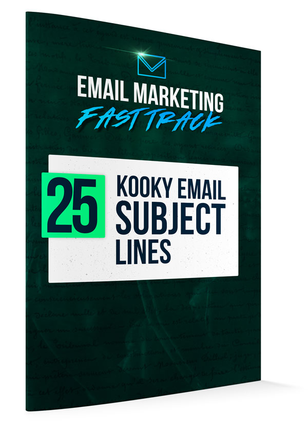 25 Kooky Email Subject Lines