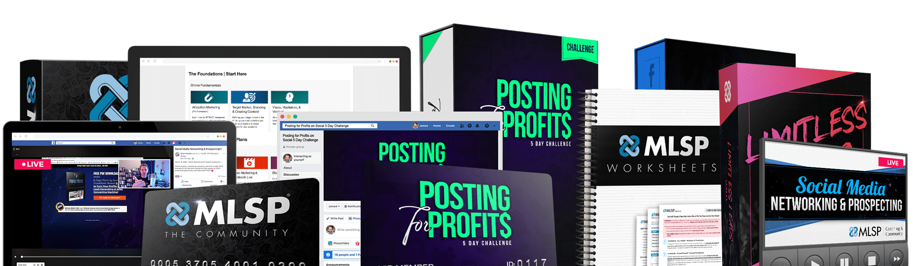 5-Day 'Posting for Profits' Challenge