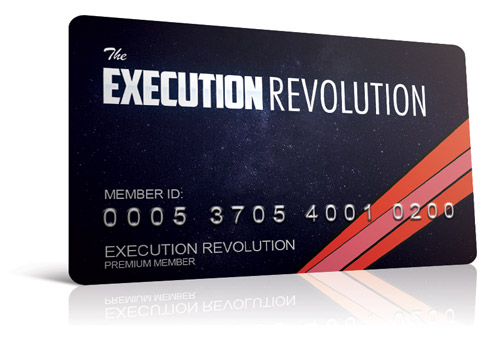 VIP 'EXECUTION REVOLUTION FACEBOOK GROUP