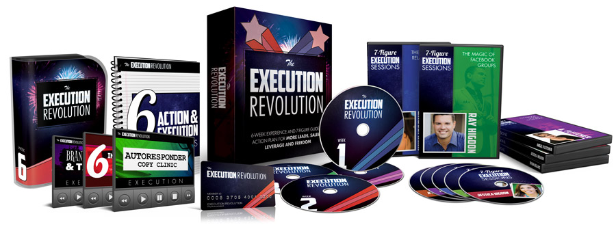 Execution Revolution Bundle