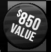 850 VALUE