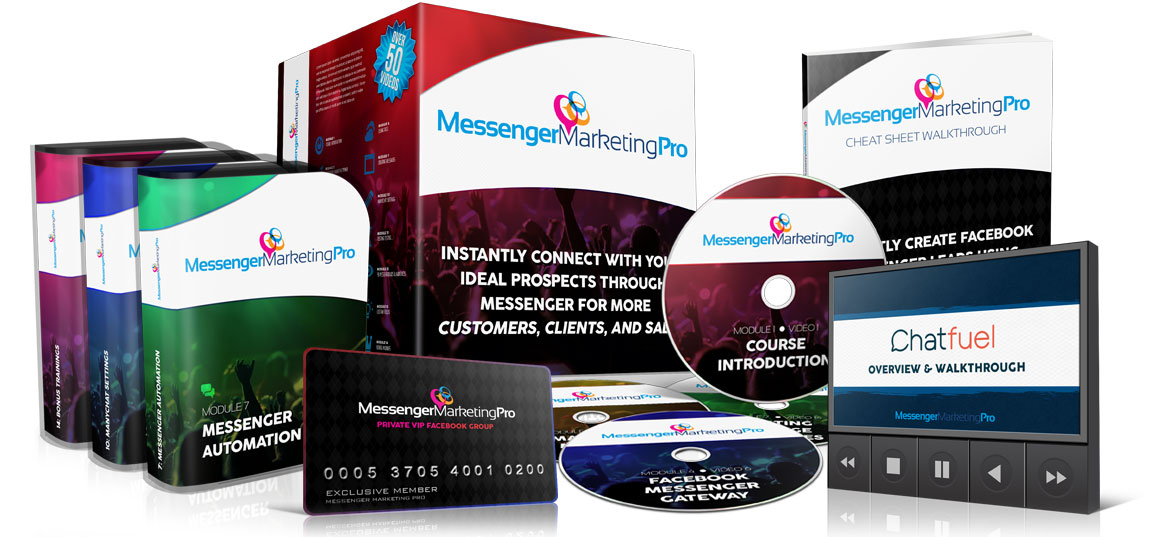 MESSENGER MARKETING PRO!