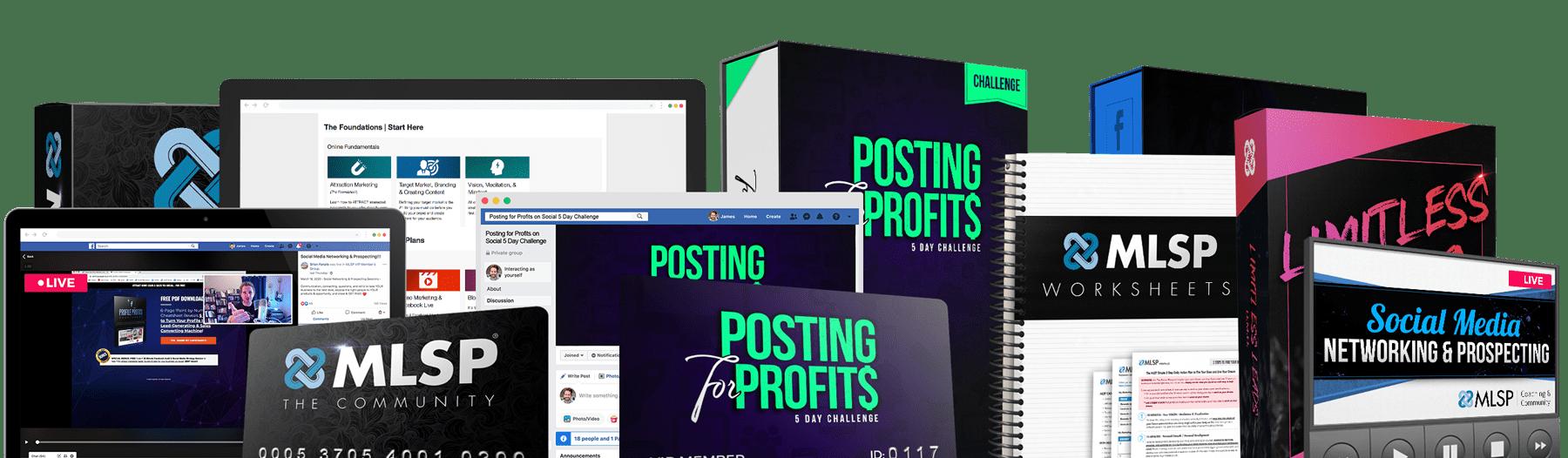 5-Day 'Posting for Profits' Challenge