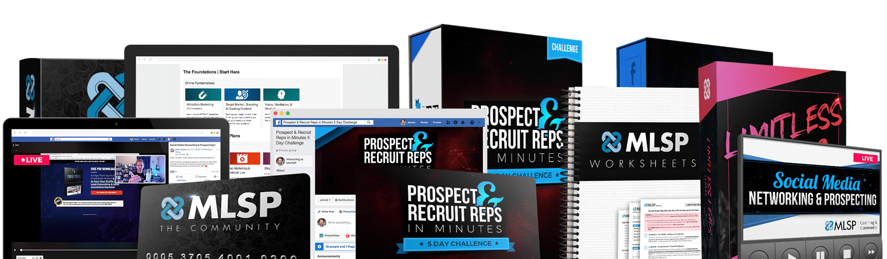 Prospect & Recruit Reps in Minutes