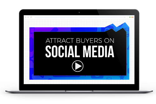 Attract Buyers on Social Media