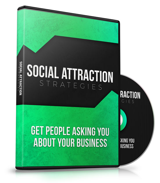 Social Attraction Strategies