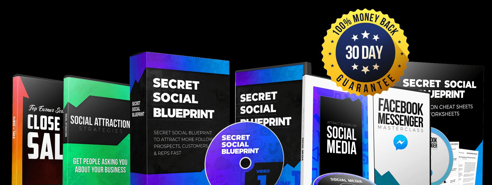 Secret Social Blueprint