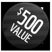 500 VALUE
