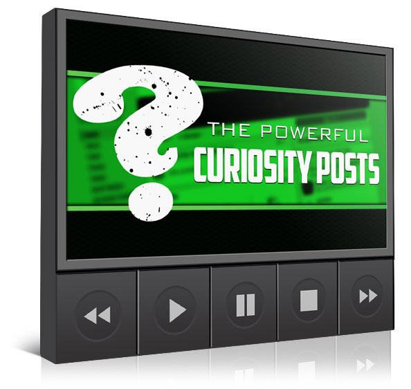 THE POWERFUL CURIOSITY POSTS
