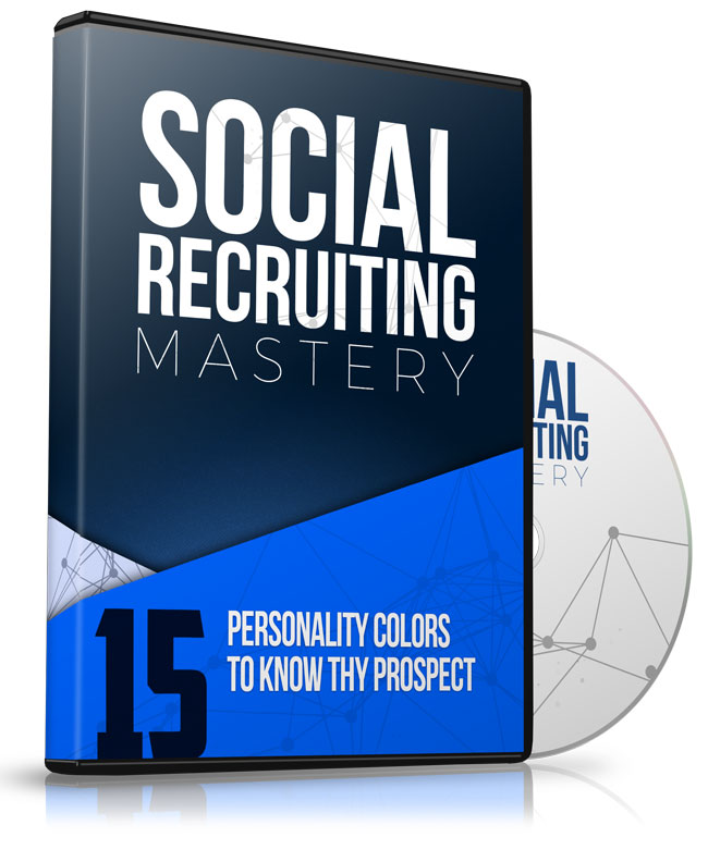 Module 15 - Personality Colors to Know Thy Prospect