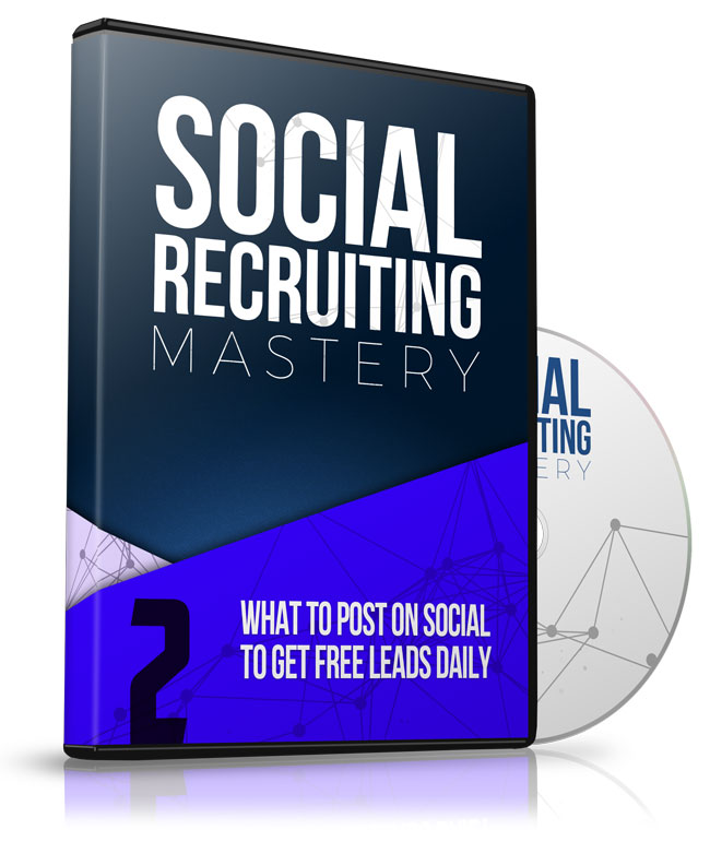 Module 2 - What to Post On Social to Get Free Leads Daily