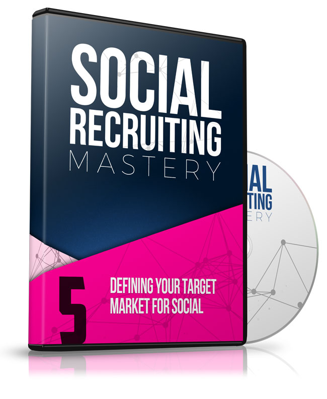 Module 5 - Defining Your Target Market for Social